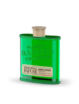 Immortal Infuse Classic Baber Cologne Smoked Pine